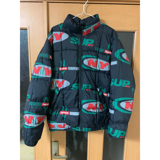 Supreme - supreme Reversible Puffy Jacket m