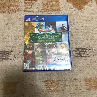 PlayStation4 - ドラゴンクエストX オールインワンパッケージ version1-version4