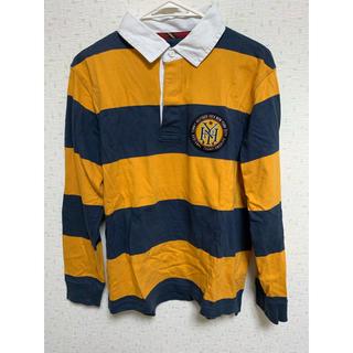 トミー(TOMMY)のTommyHilfiger ラガーシャツ(Tシャツ/カットソー(七分/長袖))
