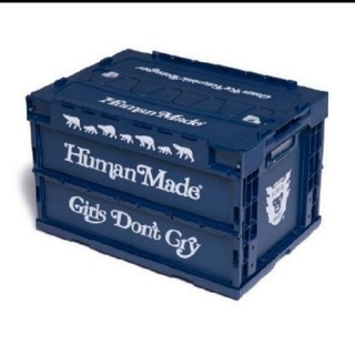 GDC - Girls Don 't Cry CONTAINER 50L NAVY〈6〉