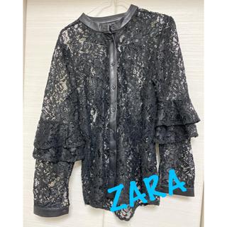 ザラ(ZARA)のシャツ、ブラウス(シャツ/ブラウス(長袖/七分))