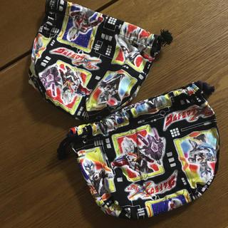 ウルトラマン 2枚セット お弁当袋 巾着