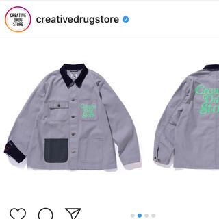 ジーディーシー(GDC)のverdy creative drug store ジャケット ゆい様専用(Gジャン/デニムジャケット)