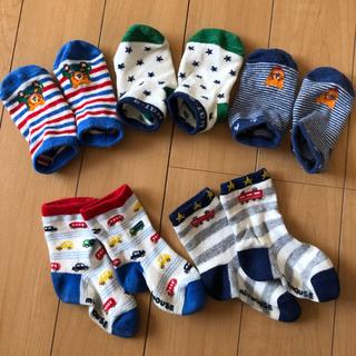 mikihouse - ミキハウス 靴下5足セット 13〜15センチ