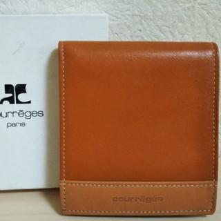 クレージュ(Courreges)のクレージュ 二つ折り財布(財布)