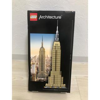 Lego - LEGO Architecture エンパイア・ステート・ビル