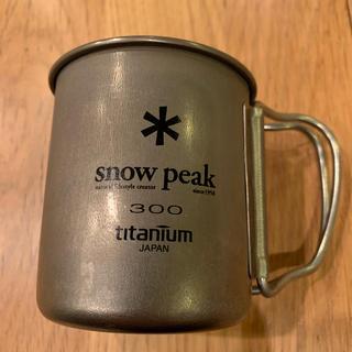 Snow Peak - スノーピーク シングルマグ デカロゴ