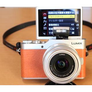 Panasonic - パナソニック ミラーレス一眼 LUMIX GF9 標準ズームレンズキット