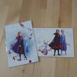 アナトユキノジョオウ(アナと雪の女王)の【にこ様専用】アナと雪の女王2 ポストカード 前売り券特典(邦画)