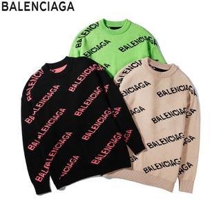 バレンシアガ(Balenciaga)の「1枚8500円送料込み」バレンシアガBALENCIAGAセーター(ニット/セーター)