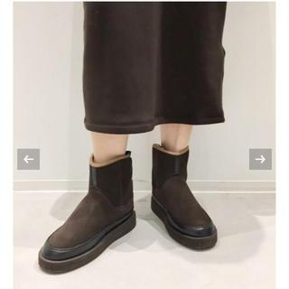 アパルトモンドゥーズィエムクラス(L'Appartement DEUXIEME CLASSE)のアパルトモン♡SUICOKE/スイコック ムートンブーツ(ブーツ)
