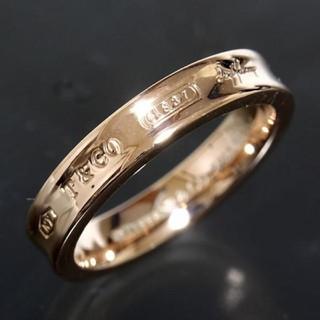 ティファニー(Tiffany & Co.)のティファニー TIFFANY&CO.1837 ルベド リング 12.5号 (リング(指輪))