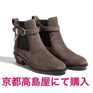 サルヴァトーレフェラガモ(Salvatore Ferragamo)のフェラガモ ferragamo ショートブーツ ブーツ(ブーツ)