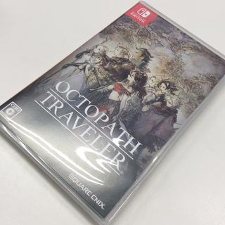 Nintendo Switch - 任天堂スイッチ☆中古 オクトパストラベラー ソフト