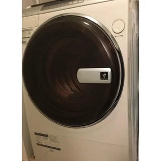 SHARP -  2011年製シャープES-V510ドラム式洗濯機プラズマクラスター
