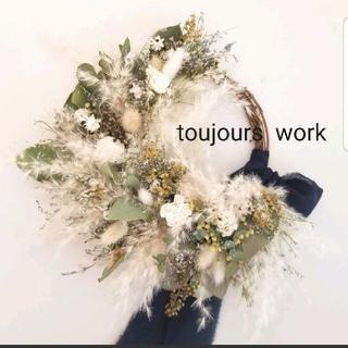 ◆ドライフラワーリース◆ natural  wreath◇◇◇(ドライフラワー)