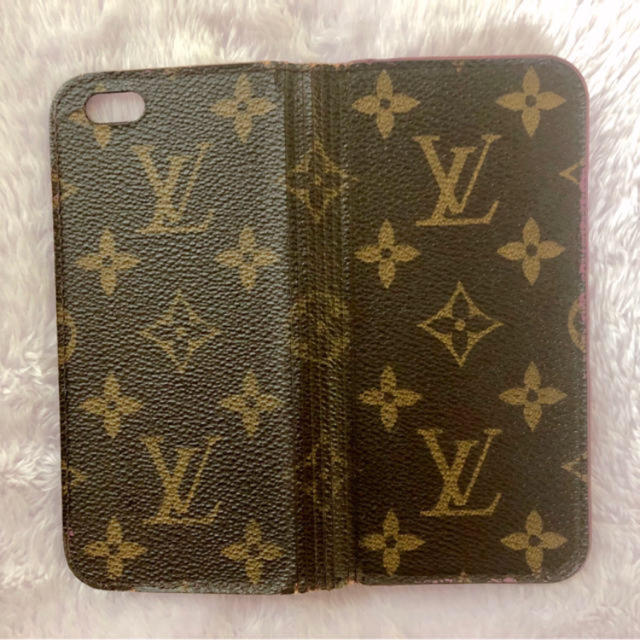 LOUIS VUITTON - ルイヴィトン iPhone6 6s 7 モノグラム iPhoneカバーの通販