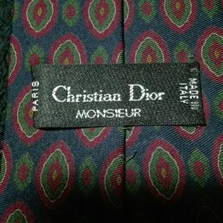 クリスチャンディオール(Christian Dior)のChristian Diorネクタイ 良品(ネクタイ)