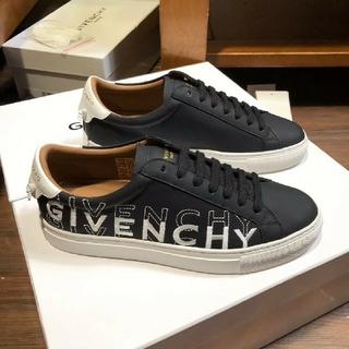 GIVENCHY - ジバンシィ ジバンシー スニーカー ブラック
