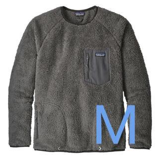 patagonia - patagonia メンズ・ロス・ガトス・クルー 新品未使用 M グレー