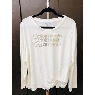 カルバンクライン(Calvin Klein)のカルバンクライン ワンピース ニット セーター プルオーバー 新品タグ付き(ニット/セーター)