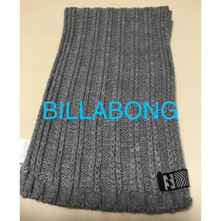 billabong - BILLABONG  ビラボン ニットマフラー★