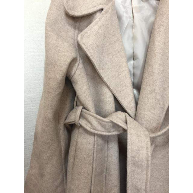 FRAY I.D(フレイアイディー)の大人気♡オートミールコート レディースのジャケット/アウター(ロングコート)の商品写真