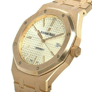 AUDEMARS PIGUET - AP 15400OR.OO.1220 OR.02  自動巻き メンズ 腕時計