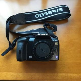オリンパス(OLYMPUS)のデジタル一眼レフカメラ OLYMPUS E-520(デジタル一眼)
