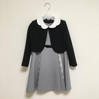 プティマイン(petit main)のプティマイン フォーマル 女の子 120cm(ドレス/フォーマル)