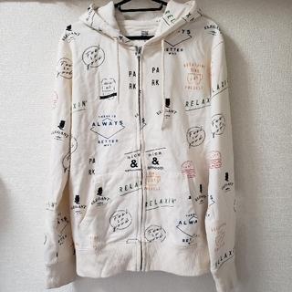 Design Tshirts Store graniph - グラニフ ジップパーカー