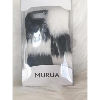 ムルーア(MURUA)のMURUA iphoneケース 6.7.8(iPhoneケース)