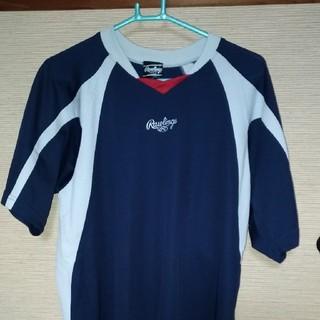 ローリングス ベースボールTシャツ