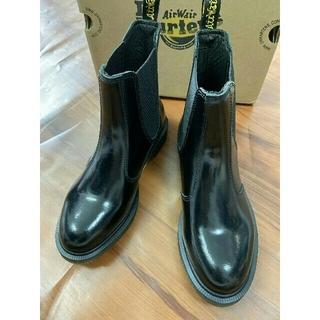 Dr.Martens - Dr. Martens Uk3 ドクターマーチン ブーツ 黒 正規品 未使用