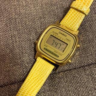 カシオ(CASIO)のカシオ CASIO  LA670W(腕時計)