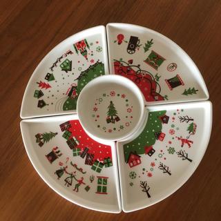 アフタヌーンティー(AfternoonTea)のアフタヌーンティー クリスマスプレート(食器)