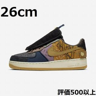 NIKE - NIKE AIR FORCE 1 LOW x TRAVIS SCOTT