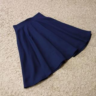 NATURAL BEAUTY BASIC - NATURAL BEAUTY BASIC/膝丈サーキュラースカート