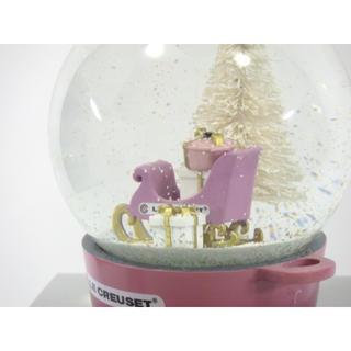 ルクルーゼ(LE CREUSET)の【クリスマス限定セール】ルクルーゼ  Le creuset スノードーム (鍋/フライパン)