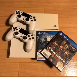 PlayStation4 - PlayStation4 箱無し 動作確認済み ホワイト