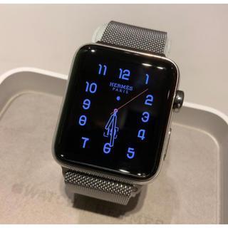エルメス(Hermes)の(正規品) Apple Watch エルメス series2 42mm(腕時計(デジタル))