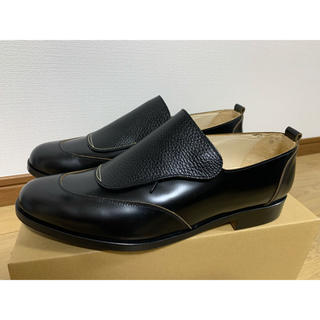 SUNSEA - SUNSEA SHELL WING-TIP SHOES