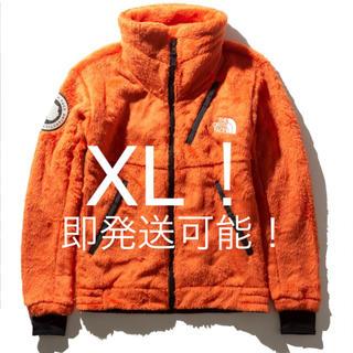 ザノースフェイス(THE NORTH FACE)のノースフェイス アンタークティカバーサロフトジャケット XL パパイヤオレンジ(ブルゾン)