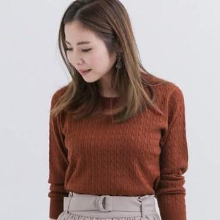 Sonny Label - 新品 URBAN RESEARCH SonnyLabel ケーブルニット