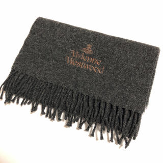 Vivienne Westwood - 【週末値下げ♪】ヴィヴィアン ウエストウッド マフラー