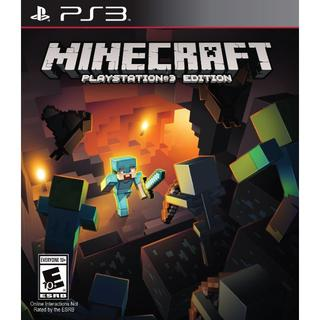 PlayStation3 - Minecraft PlayStation 3 Edition