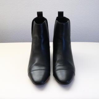 ZARA - ZARAザラのショートブーツ 35 ブラック