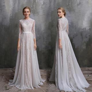 みんなのドレス リゾートドレス ウエディングドレス