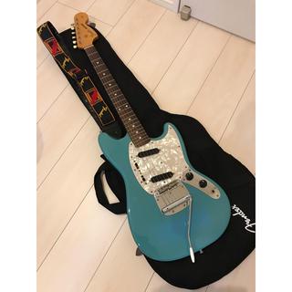 Fender - fender japan mustang