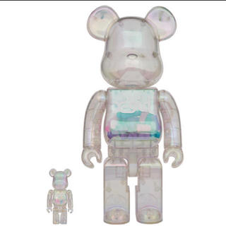 MEDICOM TOY - be@rbrick X-girl  1000% 400% 100%